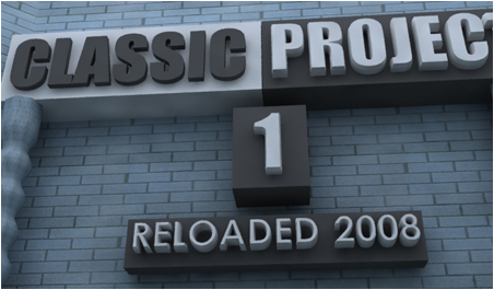"Classic Project Vol 1 ""70s 80s 90s"" Reloaded 2008"