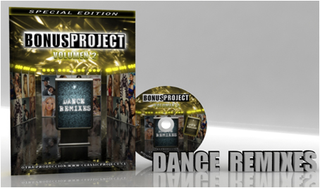 "Bonus Project Vol 2 ""Dance Remixes"""