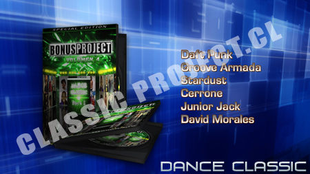 "Bonus Project Vol 4 ""Dance Classic """