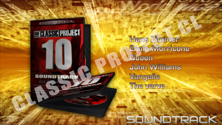 "Classic Project Vol 10 ""The Soundtrack"""