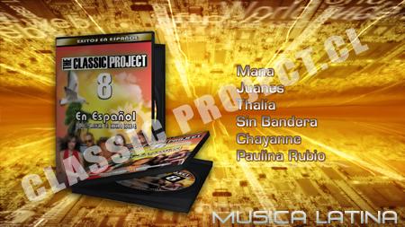 Classic Project Vol 8: 100% Español