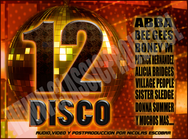 "Classic Project Vol 12 ""Onda Disco """