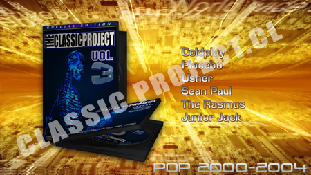 "Classic Project Vol 3 ""Pop 2000-2004″"