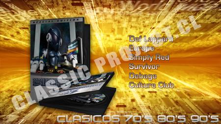 "Classic Project Vol 4 ""70s 80s 90s"""