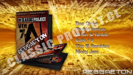 """Classic Project Vol 7 """"El Classitón"""""""