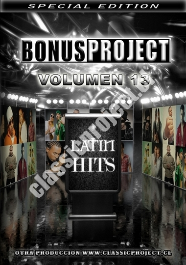 "Bonus Project Vol 13 ""Latin Hits"""
