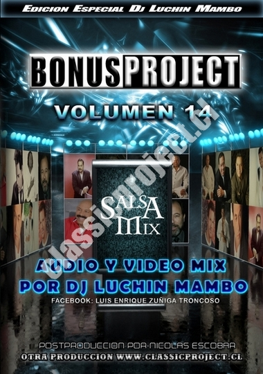 "Bonus Project Vol 14 ""Salsa Mix"""