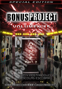 BONUS PROJECT 15 frente web
