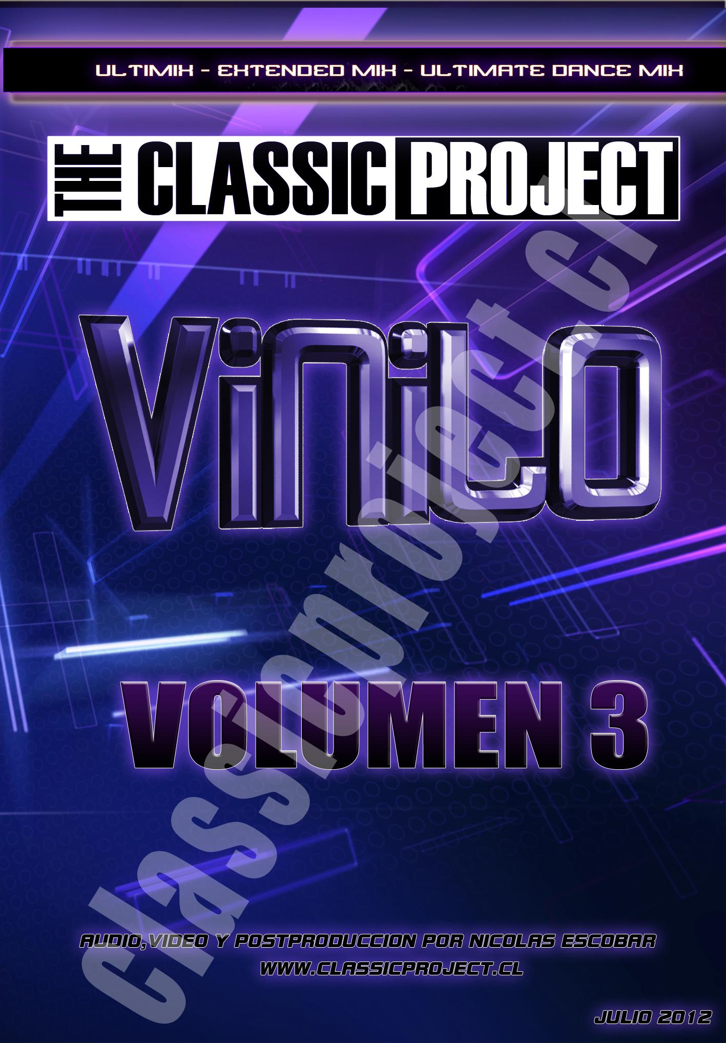 Classic Project Vinilo Vol 3