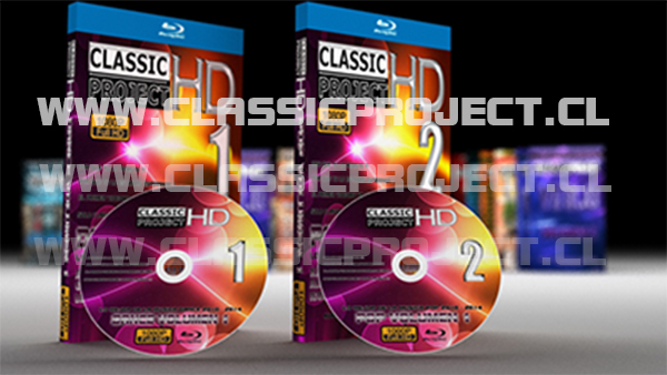 Classic Project HD Vol 1 y 2
