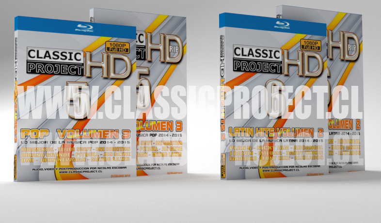 Classic Project HD vol. 5 y 6