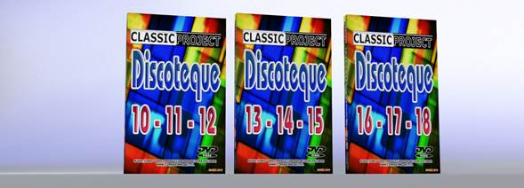 Classic Project Disctoteque Vol. 10 al 18