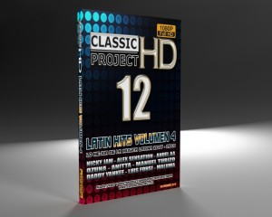 CLASSIC PROJECT HD 12: LATIN HITS vol 4